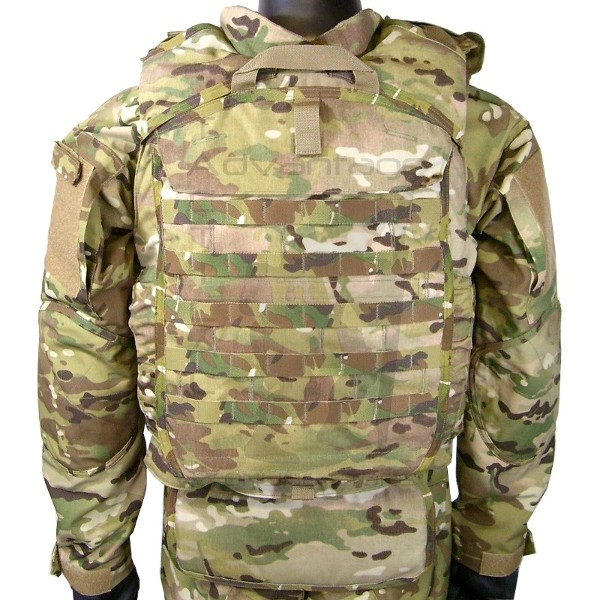 Tactical Advantage Product Bae Systems Iotv Improved Outer Tactical Vest Gen Ii Ocp Multicam