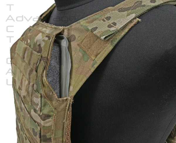Tactical Advantage Product: Grey Ghost Gear Minimalist MOLLE Plate ...