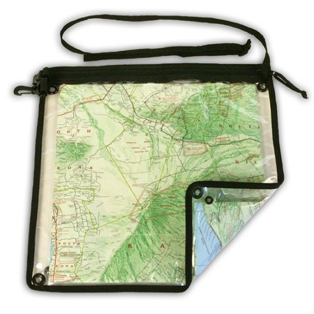 Waterproof Map Case Tactical Advantage Product: Loksak Waterproof Splashsak Map Case